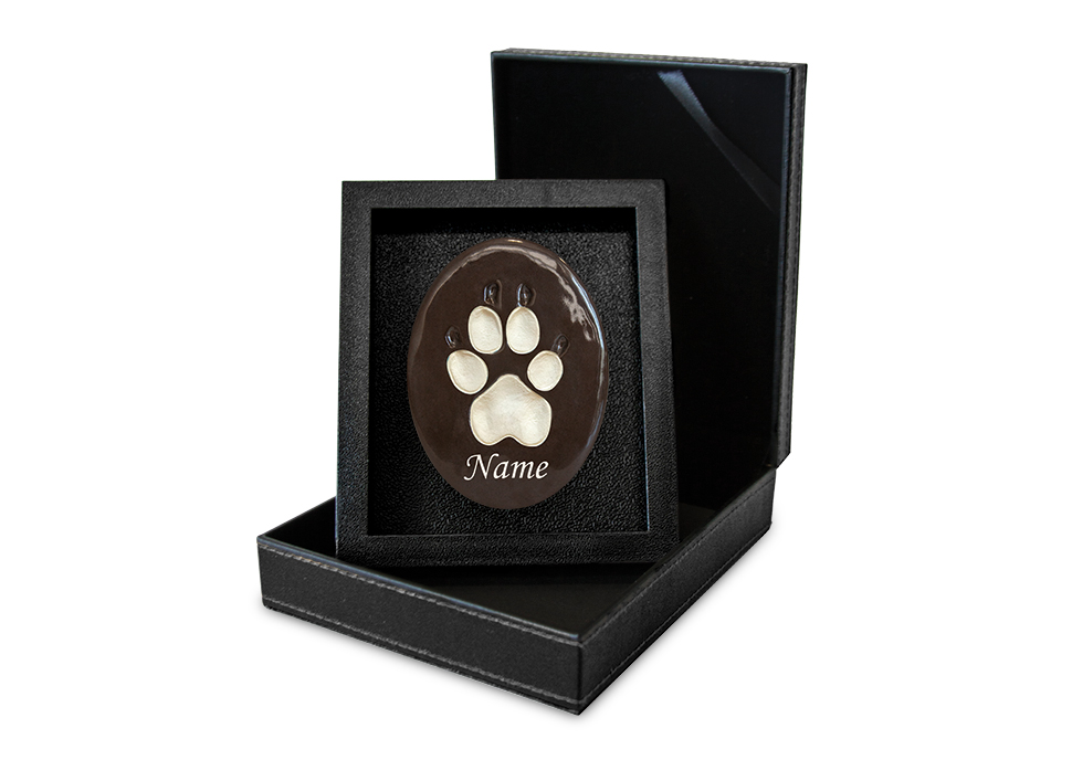 Lasting Paws Vibrant Collection - Brown Image
