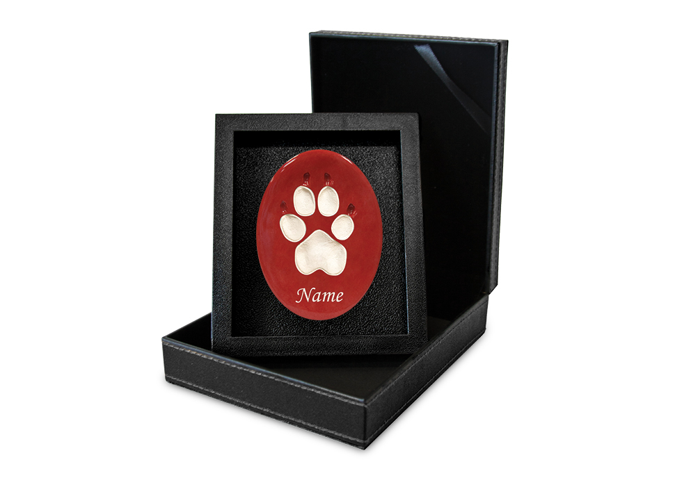 Lasting Paws Vibrant Collection - Red Image